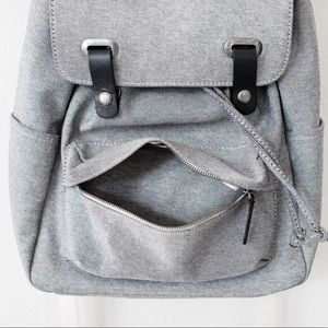 846513f8b8 Everlane Bags | Modern Snap Backpack In Reverse Denim | Poshmark